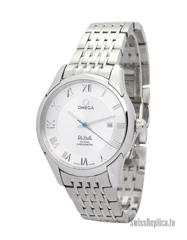 Omega De Ville Hour Vision 431.33.41.21.01.001 Men Automatic 41 MM-1_4