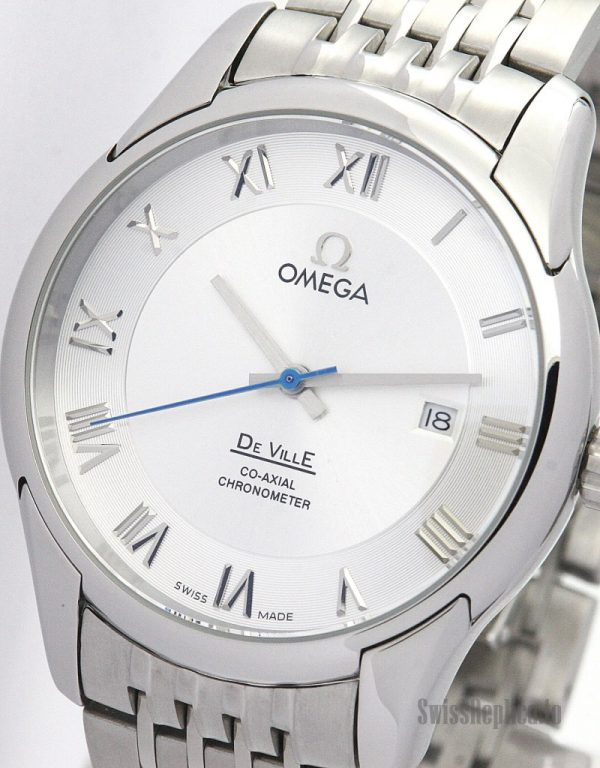 Omega De Ville Hour Vision 431.33.41.21.01.001 Men Automatic 41 MM-1_5