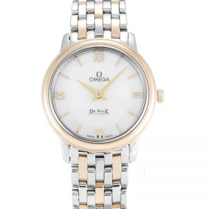 Omega De Ville Prestige Ladies 424.20.27.60.05.002 Women Quartz 27 MM-1