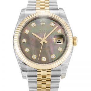 Rolex Datejust 116233 Unisex Automatic 36 MM-1