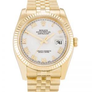 Rolex Datejust 116238 Men Automatic 36 MM-1
