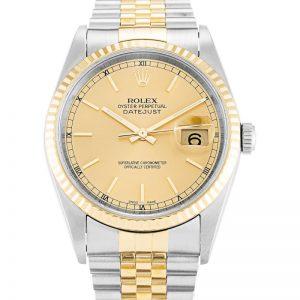 Rolex Datejust 16233 Men Automatic 36 MM-1