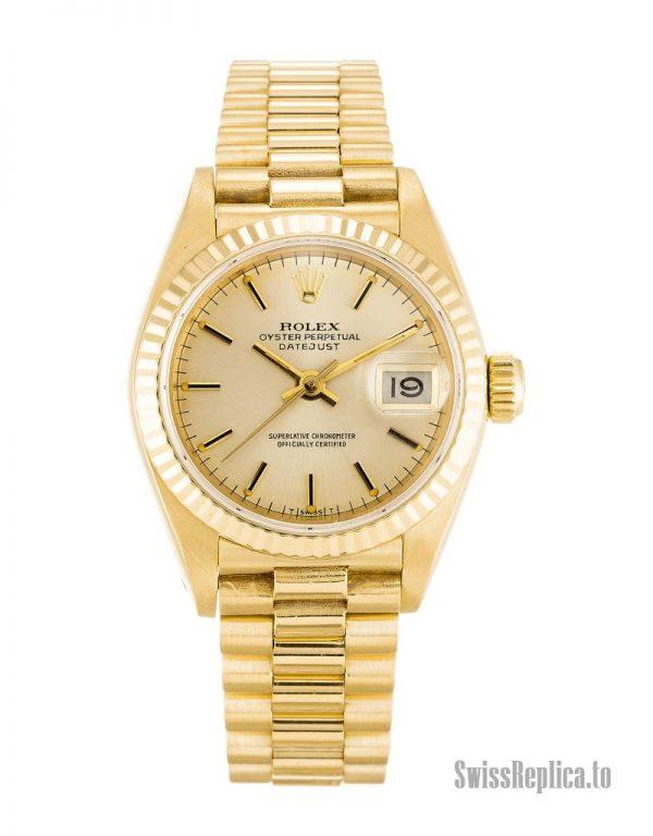 Rolex Datejust Lady 69178 Women Automatic 26 MM-1