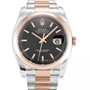 Rolex Datejust 116201 Men Automatic 36 MM-1