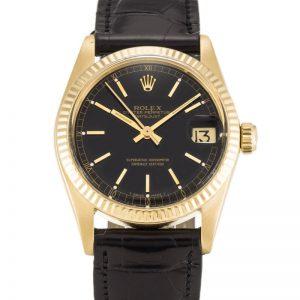 Rolex Mid-Size Datejust 6827 Unisex Automatic 31 MM-1
