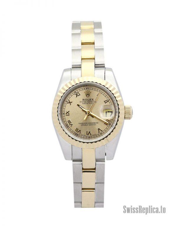 Rolex Datejust Lady 179163 Women Automatic 26 MM-1