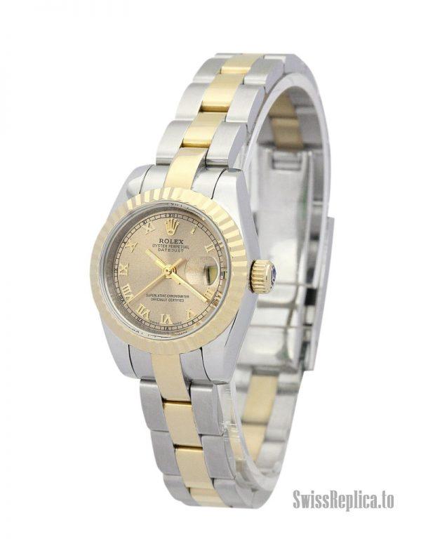 Rolex Datejust Lady 179163 Women Automatic 26 MM-1_1