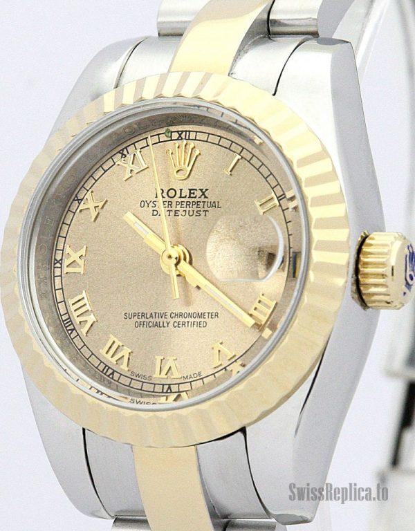 Rolex Datejust Lady 179163 Women Automatic 26 MM-1_2